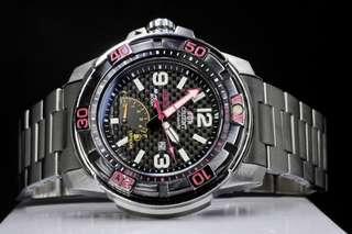 Orient sti limited edition automatic watch
