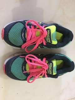 Repriced!!! Pre-loved Saucony Shoes
