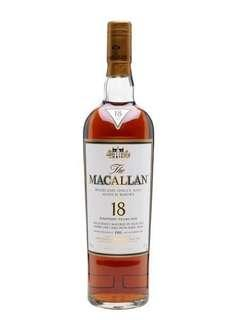 The Macallan 18 Years Old Sherry Oak From 1995!