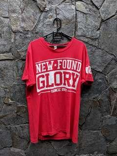 New Found Glory T-Shirt / Merch