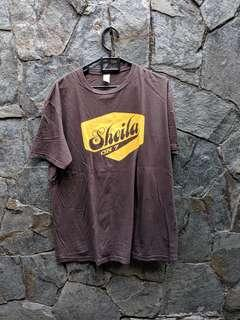 Sheila on 7 T-Shirt Merch