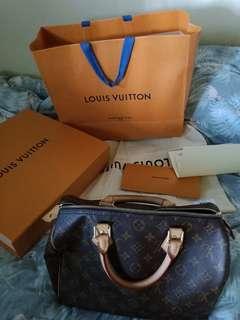 Louis Vuitton Monogram speedy30