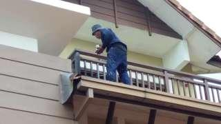 Cat rumah dan plumbing servise call whatsapp izhal 0166275632