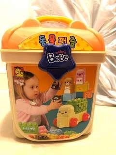 韓國嬰幼兒樂高 Baby Lego