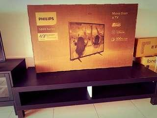 "Philips 4K Ultra Slim LED Tv - 49"" inches"