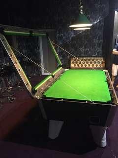 City English pool table ( 7x4 )