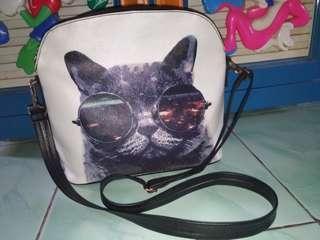 Tas Black Cat