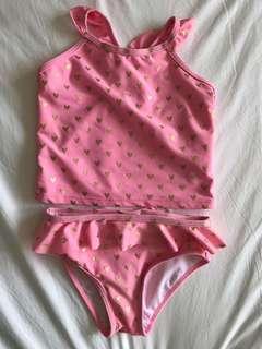 🚚 Baby Girl Swimsuit