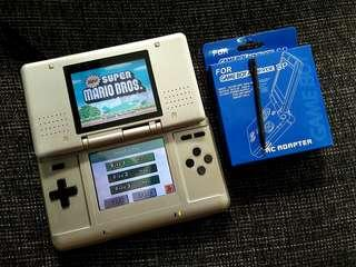 115 Games Silver Nintendo Ds Classic 8gb flashcart