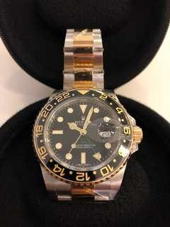 🚚 Rolex GMT-Master II 116713LN (Like New)