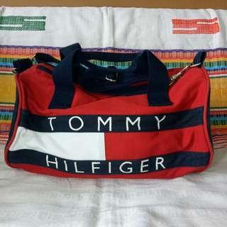 Original Tommy Hilfiger Mini Duffle Sling Bag From Japan