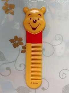 winnie the pooh 兒童梳 (3吋)