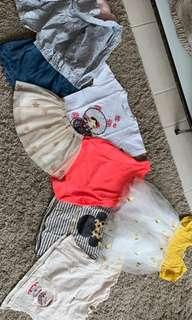 Baby clothes 2 years old