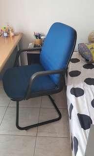 Meja + kursi kerja