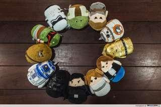 🚚 Star Wars Mini Plushies