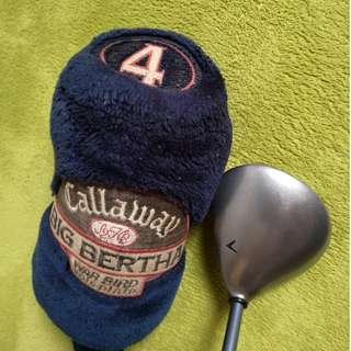 Callaway 4 Big Bertha War Bird