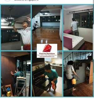 Masionate Sertu + Heavy Duty Cleaning