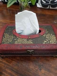Tempat tissue Antik