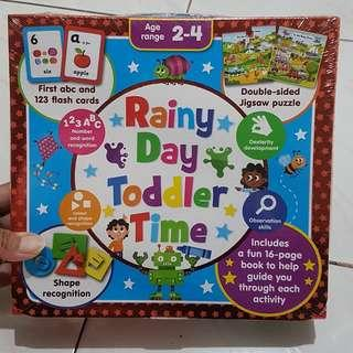 Rainy Day - Toodler Time