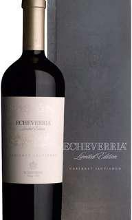 """Echeverria, Cabernet Sauvignon """"Limited Edition"""", 2007, gift box"""