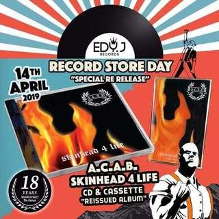 A.C.A.B - Skindhead For Life