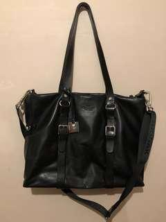 Rudsak Leather tote travel bag