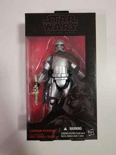 Star Wars Captain Phasma black series