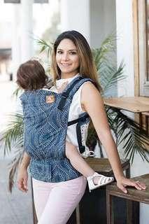 Brand new - Tula Toddler Canvas Carrier Alyssa