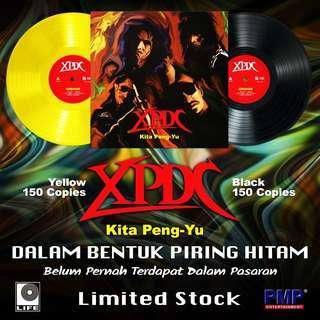 XPDC - Kita Penyu LP (Black)