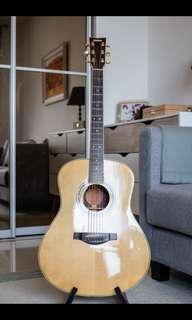 Complete Guitar Set: Yamaha LL16+Mono Guitar Bag+Accessories