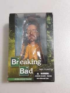 🚚 Mezco Breaking Bad Walter White bobblehead figure