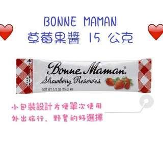 🚚 好市多 草莓果醬 15公克 x10入 果醬 沾醬 土司、麵包、外出旅行、野餐 小包裝 costco代購