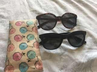H&M and Sunnies