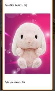 Toreba Prize Pote USA Loppy Bunny (45cm)