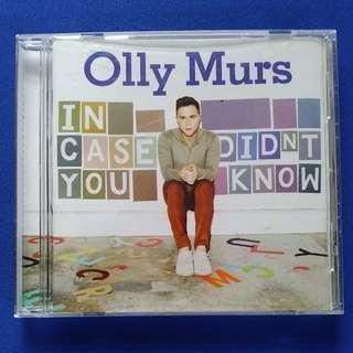 CD Olly Murs - In Case You Didn't Know