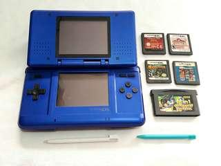 Nintendo ds classic with free Games