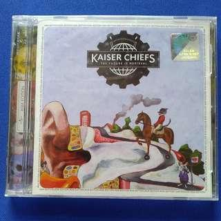 CD Kaiser Chief - The Future is Medieval