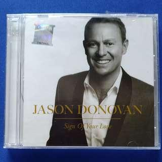 CD Jason Donovan - Sign of Your Love