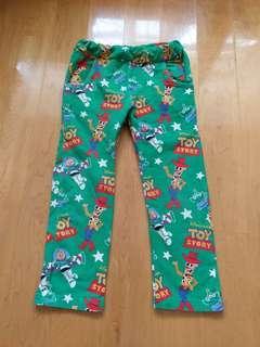 兒童長褲 toy story leggings 100