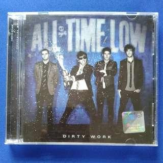 CD All Time Low - Dirty Work