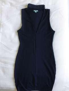 Kookai Midnight Blue Dress