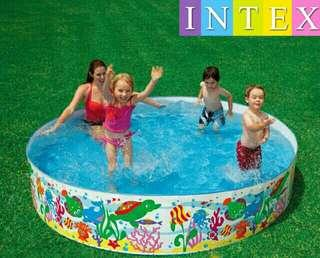 INTEX Non Inflate Pool