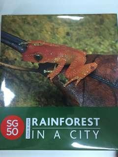🚚 SG50 Rainforest in a city