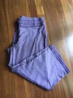 Size S Champion pant purple