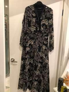 Banana republic Long dress