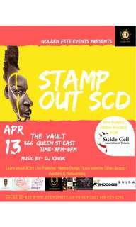 Stamp out SCD