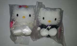Hello Kitty hello daniel wedding marriage stuff toy