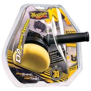 Meguiar's G3500 Dual Action Polishing Waxing Buffing Car Paint Tool Machine [49% DISC]