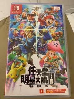 Switch 任天堂明星大亂鬥 特別版