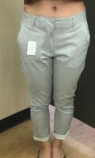 White office pant